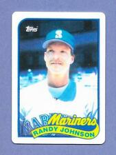 R&N China Randy Johnson 1989 Topps Traded 57T Rookie S20 Rare /1000 READ