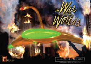 Pegasus 9001 War of the Worlds Martian War Machine 1/48 Scale Plastic Model Kit