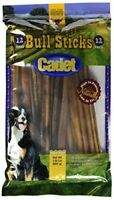 Cadet Gourmet Bull Sticks 12 Pack 12 INCH BULLY Grain & Gluten FREE Brand New