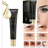 Eye Cream Gel For Dark Circles Puffiness Wrinkles Bag Effective Anti-Aging Serum