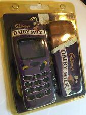 Nokia 3210 Cadburys Dairy Milk Covers Set Front & Rear plus Keypad HNK32CADDAIST