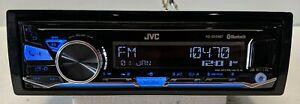 JVC KD-SX24BT Media Player Bluetooth USB AUX SAT Clean * Tested Fully *