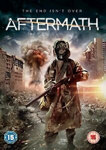Aftermath DVD (2018) Fast Free UK Postage 4260034639065
