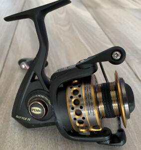 Penn Battle II 3000 Fishing Spinning Reel