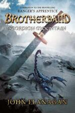 Brotherband: Scorpion Mountain (Brotherband 5) by Flanagan, John | Paperback Boo