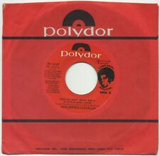 "JAMES BROWN & LYN COLLINS What My Baby Needs Now Is A Little More Lovin' 7"" EX+"