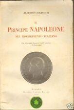 IL PRINCIPE NAPOLEONE  Alfredo Comandini  Treves 1922