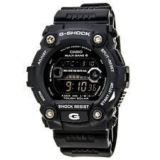 Casio Gw7900b-1 Para Hombre G-shock G-rescue Solar Atomic Marea Gráfico Luna datos Reloj