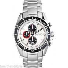 Michael Kors MK8339 Bradshaw Lansing Stainless Steel Chronograph Men's Watch