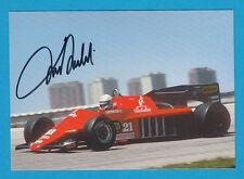 Mauro Baldi - Formel 1 - Formula One - # 15468