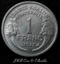 1947 France One Franc Coin
