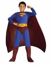 Rubies Boys Dc Comics Superman Returns Superhero Halloween Costume (Large 12-14)