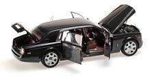 Kyosho Rolls Royce Phantom Extended Wheelbase DARKEST TUNGSTEN 1:18*New*NICE CAR