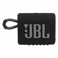 JBL Go 3 Portable Bluetooth Speaker -Black (JBLGO3BLKAM)