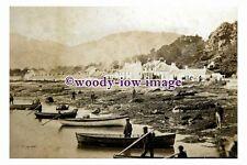 rp02254 - Fishing Boats at Lamlash , Buteshire , Scotland - photograph
