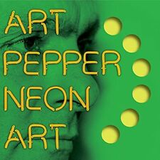 Art Pepper - Neon Art Volume Three [CD]