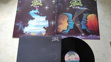 Pooh Viva Originale Italiano LP + Foc Poster