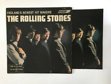 ROLLING STONES FIRST ALBUM- London Records 1964