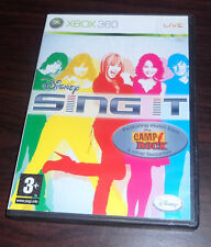 Xbox 360. Disney's Sing It (PAL AUS/EUR)