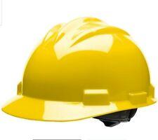 New Listingbullard Cap Style Hard Hat With 4 Point Ratchet Suspension Yellow61ylx Bbhh