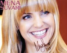 Mena Suvari American Beauty Signed Autographed 10 X 8 Reproduction Photo Print