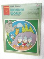 WALT DISNEY WONDER WORLD DONALD DUCK VOL 2 NO 3 CHANDAMAMA ENG Comic India