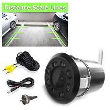 PLCM12 Car Rearview Waterproof Backup Camera w/Distance Scale Line /LED Ligh