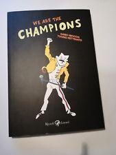 We Are The champions - Dario moccia , Tuono pettinato