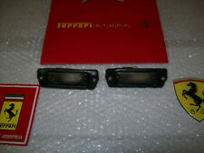 Ferrari 308,348,360 Others. -  License Plate Light. - P/N 186180 Uesd Oem Part.