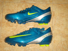Nike Mercurial Veloci FG Soccer Shoes RARE Football Boots Green New