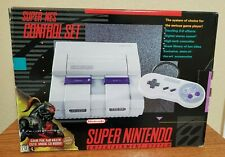 Super Nintendo SNES - 1CHIP console boxed SNS1CHIP 02 (Excellent condition)