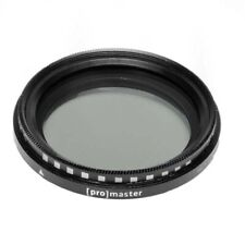 37mm, 43mm, 58mm, 86mm ND3 to ND400 Variable Neutral Density ND VND Fader Filter