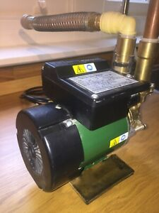 Monsoon Power Shower Pump