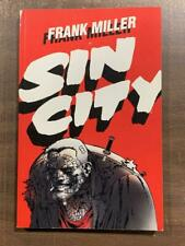 Frank Miller Sin City, Dark Horse Comics, Trade Paperback