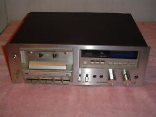 PIONEER CT-F 750 CASSETTE DECK-AUTO REVERSE #3-HOLIDAY SPECIAL 10% OFF
