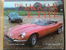 "The Jaguar ""E"" type book by Paul Skilleter libro in inglese collector's guide"