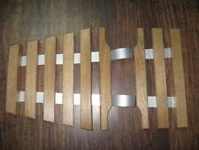 M72 K750 Sidecar hecho a mano de madera suelo de calidad superior NUEVO