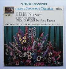 SXLP 30022-Delibes-La source Mackerras Royal opera house Orch-EX LP record