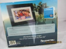 "Pandigital 7"" digital photo frame  512MB  P17056AWB"