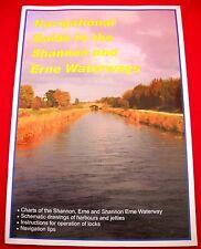 Navigational Guide to the Shannon Erne Waterways - 40x30cm Irland Rudern Kajak