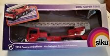 Siku # 2924 Fire Engine 1:55 Scale - Made in Germany - New in Package