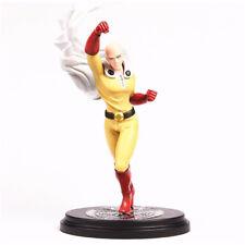 "Anime One Punch Man Saitama Hero Association 11"" PVC Figure Model New In Box"
