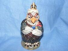 BURSLEM Pottery grottesco BIRD KING REGINA VITTORIA TABACCO BARATTOLO Wally Bird