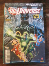 DC Universe #59 Nov 2010 full-color comic French Lang.