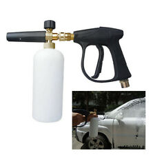Pro Foam Wash Gun 3000PSI/220BAR High Pressure Washer Snow Lance Bottle Car New