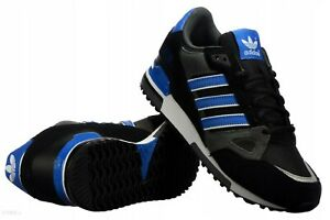 Adidas Originals Mens ZX750 Suede Trainers Sports Running Shoes Size 7 8 9 10 11
