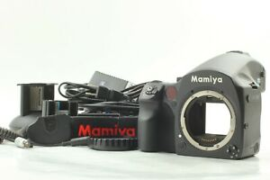 【Top Mint】 Mamiya 645 DF + Medium Format Digital Camera Body From Japan