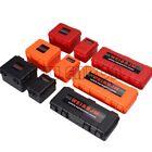 3pcs Plastic Travel Storage Box Set For 1/10 RC Crawler Car Axial SCX10 D90 TRX4