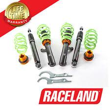 RACELAND ULTIMO COILOVERS SUSPENSION KIT VW JETTA MK5 1.6TDI 1.9TDI 50mm STRUT
