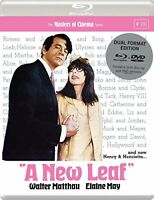 A New Leaf (1971) [Masters of Cinema] Dual Format (Blu-ray and DVD)[Region 2]